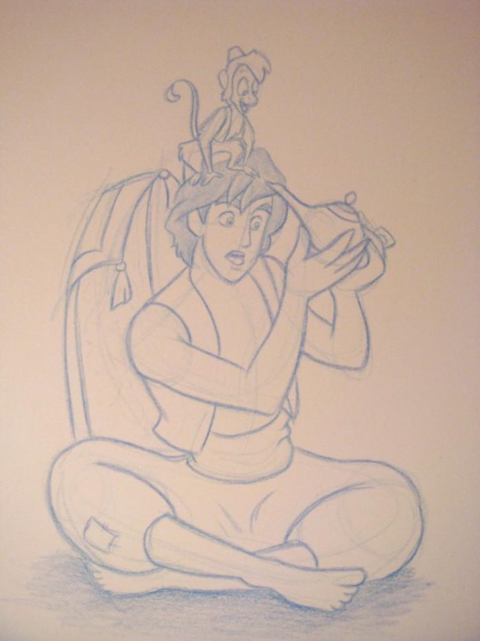 Aladdin&Abu, Dec. 2012