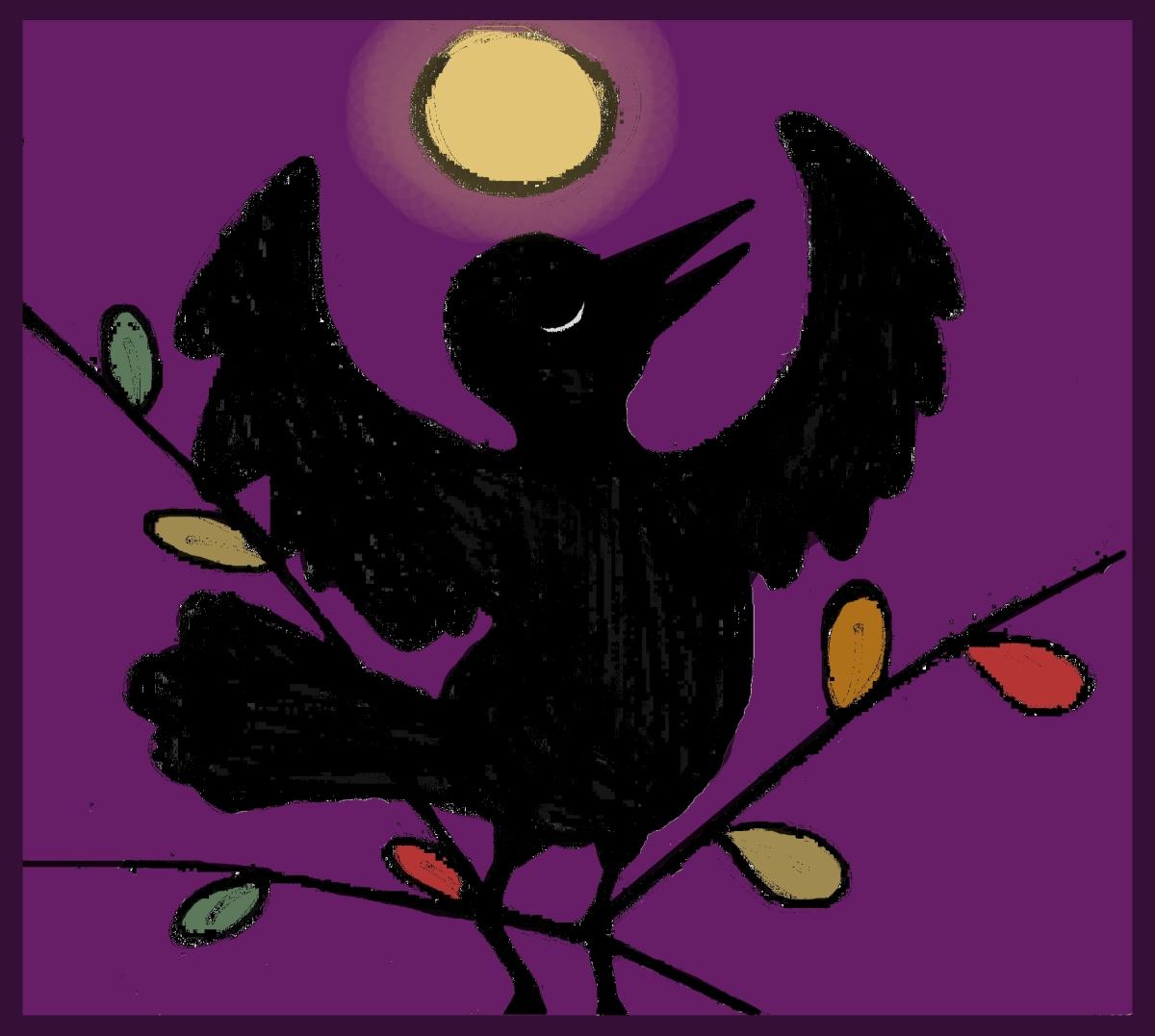 """Dead of Night"" by Natalie Grace, Dec. 2012"