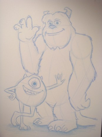Mike&Sully, Dec. 2012