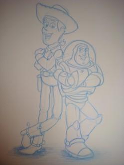 Woody&Buzz, Dec. 2012