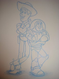 Woody&Buzz, Dec. 2012