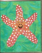 """Smile, Starfish, Smile!"""