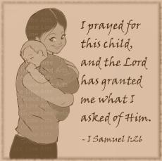 """""""I Samuel 1:26"""""""