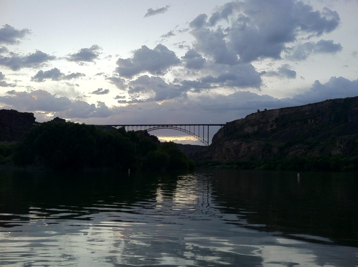 """""""Snake River"""" Original"""