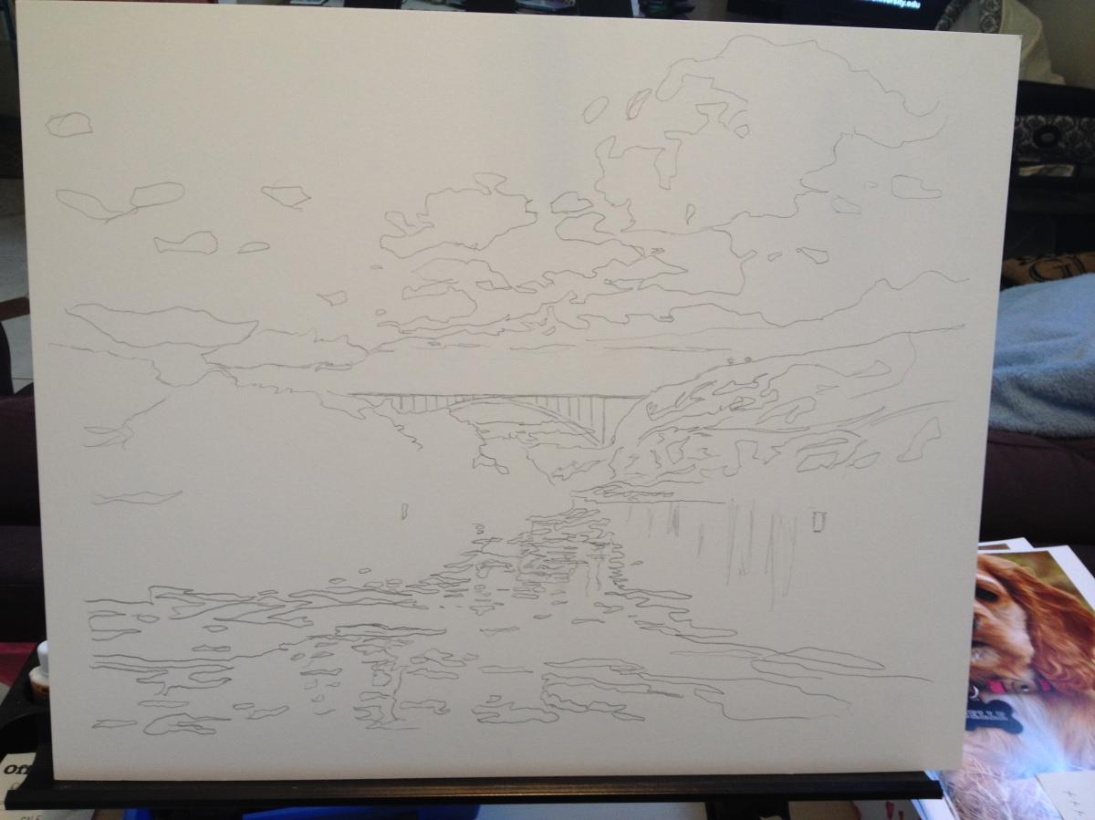 """Snake River"" Outline"