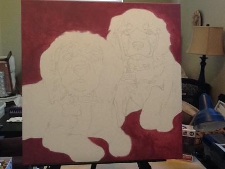 """Belle & Beast"" Background"