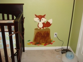 Mr. Fox and Stump