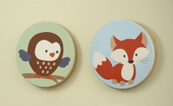 Owl and Fox Originals