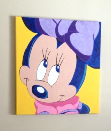 Minnie Portraits