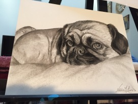 """Lovely Lola"" (Charcoal)"