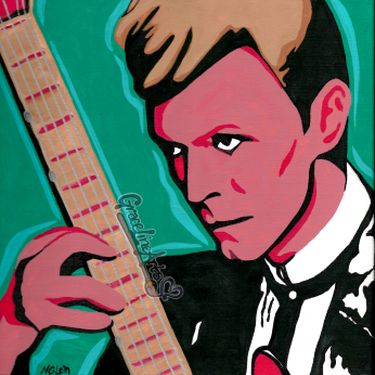 """Bowie"""