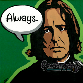 """Snape"" - $70"