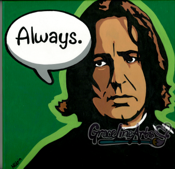 """Snape"" - $60"